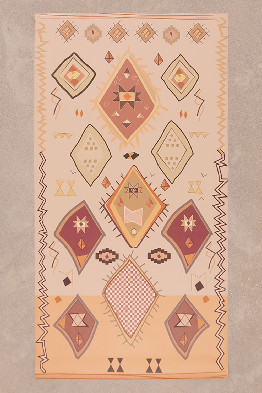Alfombra Vinílica (150x80 cm) Jirab , imagen de galería 1
