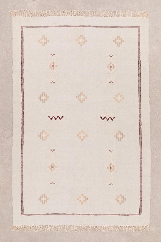 Alfombra de Algodón (240x160 cm) Lesh, imagen de galería 1