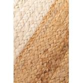 Alfombra en Yute Natural (243x156 cm) Jabiba, imagen miniatura 6