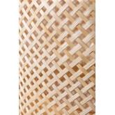 Lámpara de Techo en Bambú (Ø45 cm) Lexie Natural, imagen miniatura 5