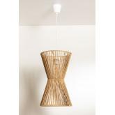 Lámpara de Techo en Papel Trenzado Kette, imagen miniatura 1