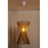 Lámpara de Techo en Papel Trenzado Kette, imagen miniatura 2