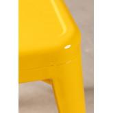 Taburete Bajo en Acero LIX , imagen miniatura 4