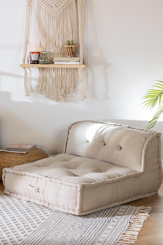 Sofá de Centro para Sofá Modular en Algodón Dhel, imagen de galería 1