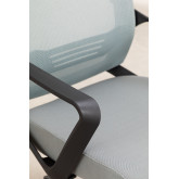 Silla de Oficina con Ruedas Work Colors, imagen miniatura 6