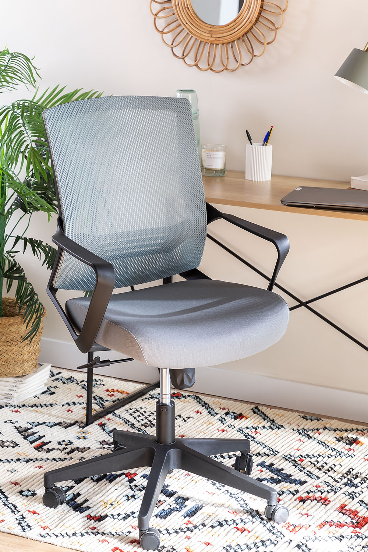 Silla de Oficina con Ruedas Work Colors, imagen de galería 1