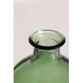 Botella en Vidrio Reciclado Lumas, imagen miniatura 4