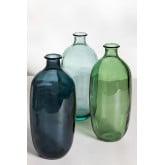 Botella en Vidrio Reciclado Lumas, imagen miniatura 5