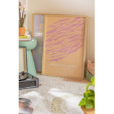 Lámina Decorativa (50x70 cm) Cubisme, imagen miniatura 1