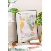 Lámina Decorativa (50x70 cm) Fauves, imagen miniatura 1