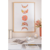 Lámina Decorativa (50x70 cm) Aster, imagen miniatura 1