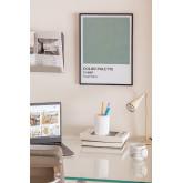 Lámina Decorativa (30x40 cm) Color Palette, imagen miniatura 1