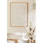 Lámina Decorativa (50x70 cm) Steyn, imagen miniatura 1