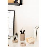 Organizador de Mesa en Cemento Taila, imagen miniatura 2