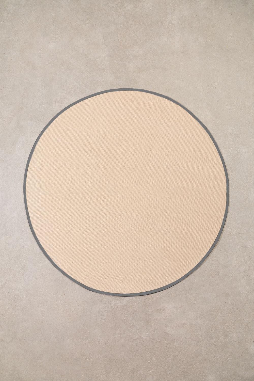 Alfombra de Exterior Redonda (Ø170 cm) Tanida, imagen de galería 1