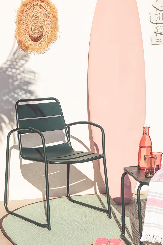 Silla de Exterior con Reposabrazos Janti, imagen de galería 1