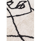 Alfombra en Algodón (198x124 cm) Fäsy , imagen miniatura 3