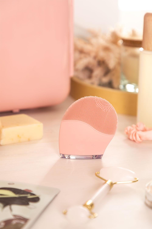 Cepillo Facial de Silicona - Masajeador Sónico - HADA CREATE, imagen de galería 1