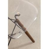 Silla Scand Transparente, imagen miniatura 5