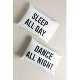Set de 2 Fundas de Almohada (50X70 cm) Sleep&Dance, imagen miniatura 3