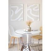 Set de 2 Láminas Decorativas (50x70 cm) Leyte, imagen miniatura 1