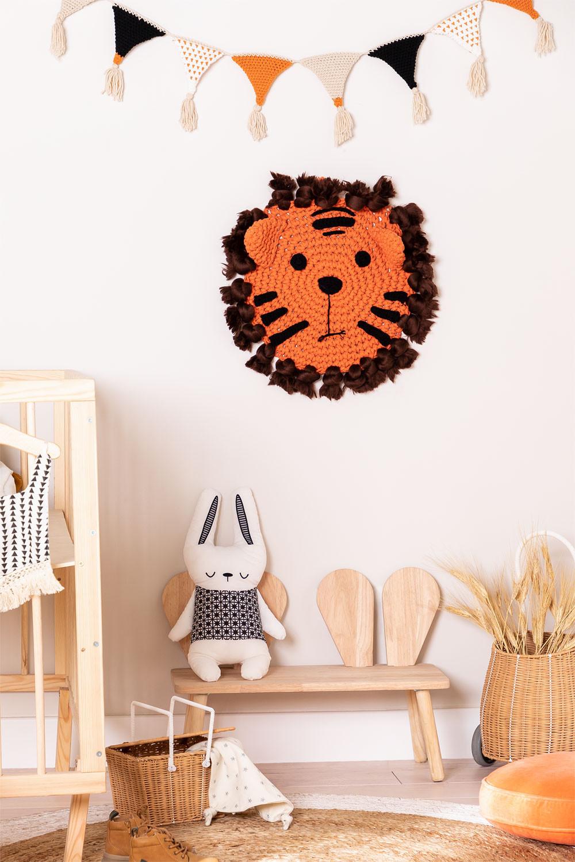 Tapiz Decorativo Congo Kids, imagen de galería 1