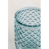 Vaso en Vidrio Reciclado Anett, imagen miniatura 3