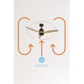 WINDSTYLANCE DC BLACK - Ventilador de techo, imagen miniatura 5