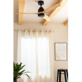WINDSTYLANCE DC BLACK - Ventilador de techo, imagen miniatura 1
