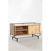 Mueble de TV en Madera de Mango Ghertu, imagen miniatura 2