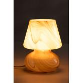 Lámpara de Mesa en Cristal Suri, imagen miniatura 4