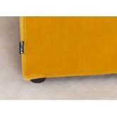 Sofá Modular de 2 Piezas en Terciopelo Kata, imagen miniatura 4