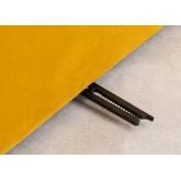 Sofá Modular de 2 Piezas en Terciopelo Kata, imagen miniatura 5