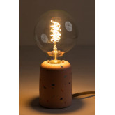 Lámpara de Mesa en Cerámica Queny, imagen miniatura 4