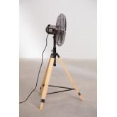 AIR TRIPOD RETRO - Ventilador de pie 50W - Create, imagen miniatura 3