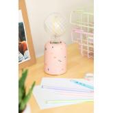 Lámpara de Mesa en Cerámica Queny, imagen miniatura 1