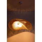Lámpara de Techo en Bambú Kariba, imagen miniatura 3