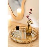 Bandeja Decorativa de Cristal Daffne, imagen miniatura 5