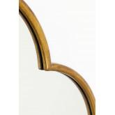 Espejo de Pared en Metal Clover, imagen miniatura 4