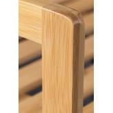 Cesto para Ropa en Bambú Joesh, imagen miniatura 6