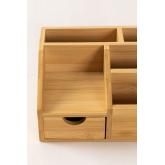 Organizador en Bambú Omar, imagen miniatura 3
