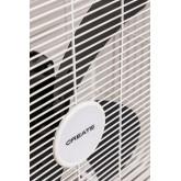AIR FLOOR BOX - Ventilador de Suelo Estilo Industrial 90W - Create, imagen miniatura 5