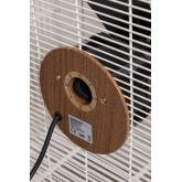 AIR FLOOR BOX - Ventilador de Suelo Estilo Industrial 90W - Create, imagen miniatura 6