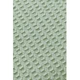 Manta Multiusos en Algodón Waffle (150x220 cm) Bimba, imagen miniatura 2