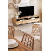 Mueble TV en Madera Absy, imagen miniatura 1