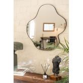 Espejo de Pared en Metal (67x60 cm) Astrid , imagen miniatura 1