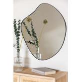 Espejo de Pared en Metal (67x60 cm) Astrid , imagen miniatura 4