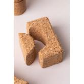 Bloques Apilables en Corcho Korki KIDS, imagen miniatura 4