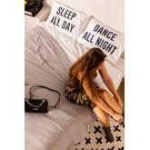 Set de 2 Fundas de Almohada (50X70 cm) Sleep&Dance, imagen miniatura 2