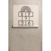 Alfombra Rectangular en Algodón (150x90 cm) Sambori , imagen miniatura 1199015